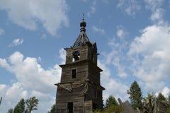 kościół drewna Fotografia Stock