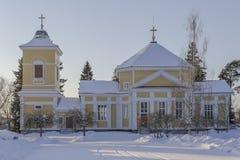 kościół drewna Obrazy Stock