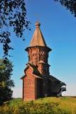 kościół drewniany obrazy stock