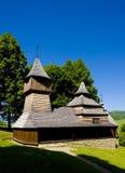 kościół drewniany zdjęcie stock