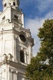 Kościół dzwonkowy wierza Zdjęcia Stock
