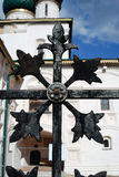 Kościół Elijah profet w Yaroslavl (Rosja) Obraz Stock