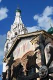 Kościół Elijah profet w Yaroslavl (Rosja) Fotografia Stock