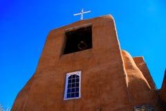 kościół fe Santa Obrazy Royalty Free