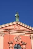 kościół franciscan Zdjęcie Royalty Free