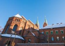 Kościół - franciszkanin Zdjęcie Royalty Free