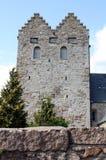 kościół góruje zdjęcie stock