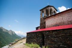 kościół Georgia Zdjęcia Royalty Free