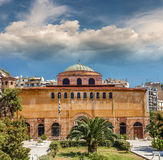 Kościół God& x27; s Święty Sophia przy Saloniki Zdjęcie Royalty Free