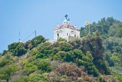 kościół Greece zdjęcia royalty free