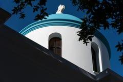 kościół Greece Zdjęcie Stock