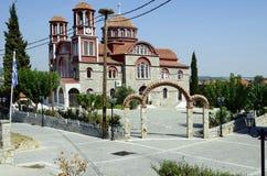 kościół Greece Obrazy Stock