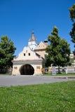 kościół harman warowny Obraz Stock