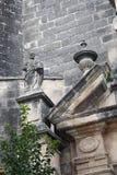 Kościół i monastery Zdjęcie Stock
