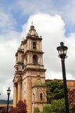 kościół ja Valle fotografia royalty free
