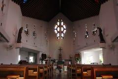 Kościół, kaplica lub świątynia 26 męczenników Nagasaki includin, Zdjęcie Stock