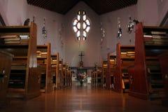 Kościół, kaplica lub świątynia 26 męczenników Nagasaki includin, Fotografia Stock