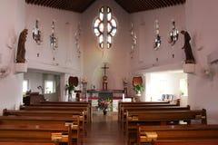 Kościół, kaplica lub świątynia 26 męczenników Nagasaki includin, Zdjęcia Stock