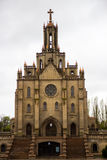 Kościół Katolicki - Święta Kierowa katedra, kostel, Tashkent Obraz Stock