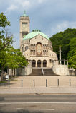 Kościół Katolicki święty Bernhard, Niemcy Fotografia Royalty Free