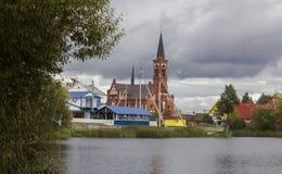 Kościół Katolicki Zdjęcia Stock