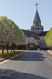 kościół katolicki Zdjęcie Royalty Free