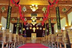 Kościół Katolicki, Chiny Obraz Royalty Free