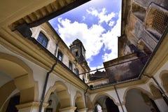 Kościół Katolicki monaster Brazylia fotografia royalty free