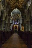 Kościół Katolicki Nasz dama i Angielscy męczennicy Zdjęcia Royalty Free