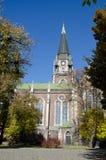 Kościół Katolicki St Elisabeth, kościół St Olha i Elizabeth Zdjęcie Royalty Free