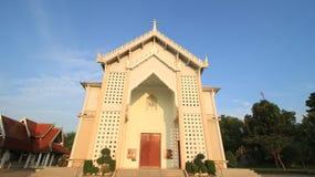 kościół katolicki Thailand zdjęcia stock
