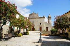 Kościół Katolicki Włochy Obraz Stock