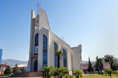 Kościół Katolicki w Batumi, Gruzja Obrazy Stock