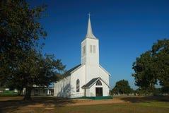 kościół kraju Zdjęcie Royalty Free