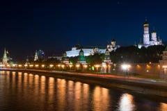Kościół Kremlin Fotografia Stock