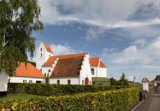 Kościół Lindelse Zdjęcie Stock