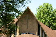 kościół lutheran Obraz Stock