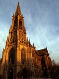 kościół memorial Obraz Royalty Free