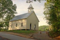 Kościół Metodystów--Dymiące góry obrazy stock