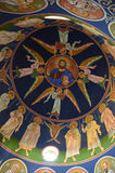 Kościół monaster Obraz Royalty Free