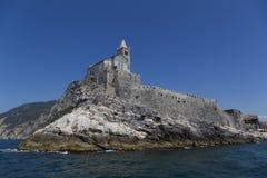 Kościół morzem Fotografia Stock