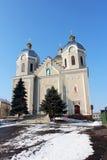 Kościół narodzenie jezusa Fotografia Royalty Free