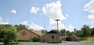 Kościół narodzenie jezusa, Bartlett, TN Zdjęcia Royalty Free