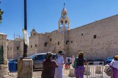 Kościół narodzenie jezusa Chrystus zdjęcia royalty free