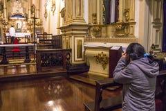 Kościół Nasz dama Dobra śmierć obrazy stock