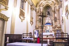 Kościół Nasz dama Dobra śmierć obraz royalty free