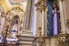Kościół Nasz dama Dobra śmierć zdjęcie royalty free