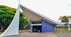 Kościół Nasz dama Fatima obraz stock