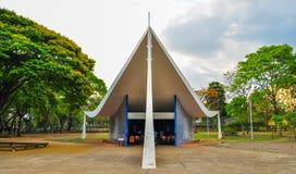 Kościół Nasz dama Fatima zdjęcie royalty free