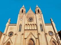 Kościół Nasz dama góra Carmel, StJulians, Malta Obraz Stock